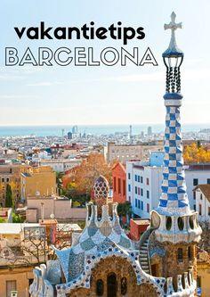 Roadtrip Spanje met een bezoek aan Barcelona? Download hier gratis de leukste vakantietips.
