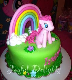 My Little Pony Pinkie Pie  on Cake Central