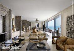 Vivere a Malibu. Il rifugio di Kelly Wearstler, icona dell'interior design americano.