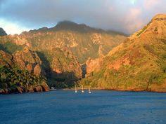 Sail the Marquesas