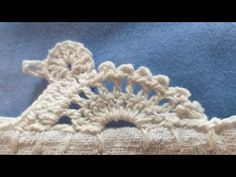 Projects To Try, Stitch, Knitting, Rose, Flowers, Youtube, Crochet Edging Patterns, Crochet Baby Dresses, Crochet Hood