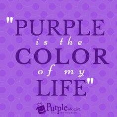 Purple is the color of my life!......  [March 2016]   Also, Go to RMR 4 BREAKING NEWS !!! ...  RMR4 INTERNATIONAL.INFO  ... Register for our BREAKING NEWS Webinar Broadcast at:  www.rmr4international.info/500_tasty_diabetic_recipes.htm    ... Don't miss it!