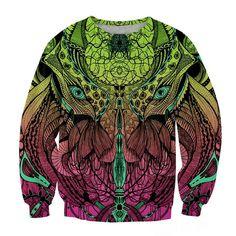 PLstar Cosmos 2017 Autumn Newest fashion Brand clothing sweatshirts Alien Creative printing 3d Sweatshirt Unisex pullovers #Affiliate