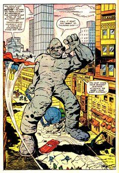 Thor Journey Into Mystery #121    Jack Kirby. Nuff Said.