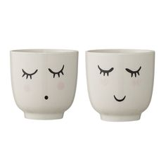 Cute cups <3 Design by Bloomingville