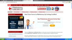A comprehensive guide to phlebotomy certification, classes, jobs and training. Find the best schools for phlebotomy and find out how to become a certified phlebotomist today.