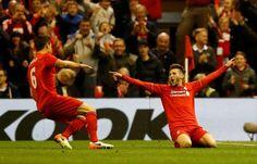 Liverpool sink Villarreal to set up Sevilla final