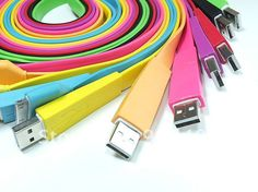 colored usb cable - Google 검색