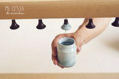 Mi cesta de mimbre | DIY: Chalk paint por toda la casa. | http://www.micestademimbre.com