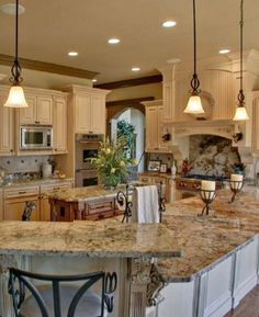 Dream house kitchen idea!