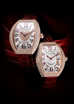 Franck Muller Heart watches