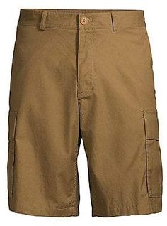 Sweatwater Mens Cargo Athletic Multi-Pockets Thin Elastic-Waist Capri Pants Shorts