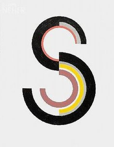 Bauhaus | Poster Illustration - Walter Dexel