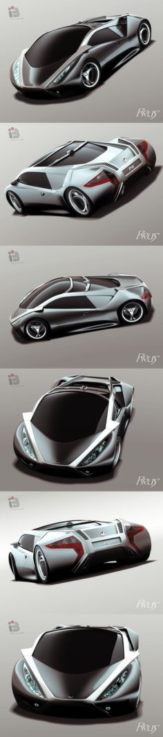 I2B Concept Project Reus by Sqwall, Ivan Stoyneshky. Excellent design