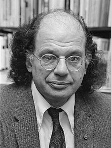 """Irwin Allen Ginsberg (/ˈɡɪnzbərɡ/; June 3, 1926 – April 5, 1997) was an American poet and one of the leading figures of both the Beat Generation of the 1950s and the counterculture that soon would follow. He vigorously opposed militarism, economic materialism and sexual repression and was known as embodying various aspects of this counterculture, such as his views on drugs, hostility to bureaucracy and openness to Eastern religions.[1] Ginsberg is best known for his epic poem """"Howl"""","""