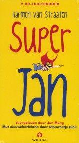 Super Jan (luisterboek) - Harmen van Straaten(luisterboek/+7)