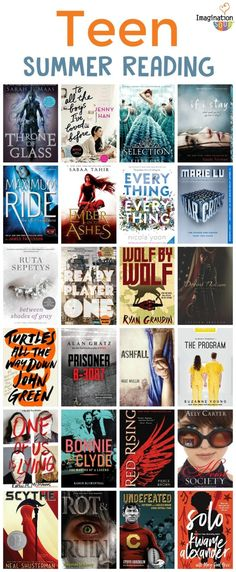 Keep your teens reading compelling YA fiction and nonfiction all summer long with these recommendations for ages 13 - Fiction And Nonfiction, Fiction Books, Book Suggestions, Book Recommendations, Ya Books, Good Books, Reading Books, Books For Teens, Best Teen Books