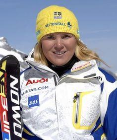 Anja Pärson - Anja Parson
