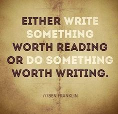 Self Confidence Quotes, Self Empowerment, Benjamin Franklin, Writing Quotes, Self Awareness, Something To Do, Writer, Inspirational Quotes, Wisdom
