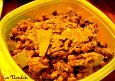 Ente Thattukada: Kootu Curry
