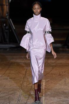 Mark Kenly Domino Tan Copenhagen Fall 2015 Fashion Show Dilara Findikoglu, Fashion Show, Fashion Design, Vivienne Westwood, Fall 2015, Girl Boss, Cold Shoulder Dress, Vogue, My Style