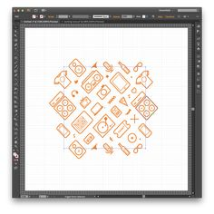 How to make a repeatable pattern in illustrator