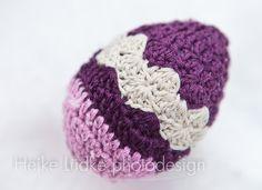 easter crochet eggs