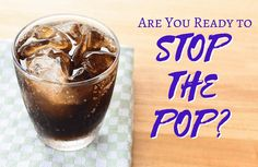 If you're a frequent soda drinker, you're likely adding hundreds, maybe even thousands of unnecessary calories to your day. With these tips from registered dietitian Becky Hand, all you need is 28 days to learn to stop the pop.