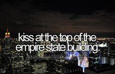 #bucketlist #BucketListNY Empire STate Building