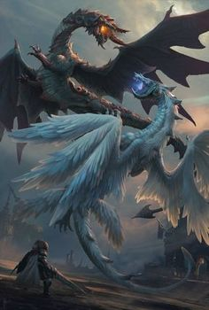 Beautiful pictures of dragons Dragon art and drawings Dark Fantasy Art, Fantasy Artwork, Fantasy Magic, Final Fantasy, Mystical Animals, Mythical Creatures Art, Mythological Creatures, Magical Creatures, Beautiful Creatures