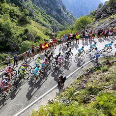 La Vuelta a Espana 2015 Stage 15