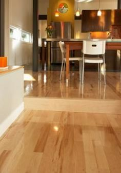 Homemade Hardwood Floor Polish....I want to try polish #2!