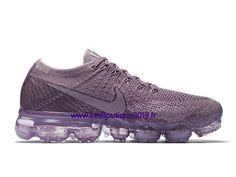 online store 0b0fa a09e0 Nike Air VaporMax Violet Chaussure de Running Pas Cher Pour Femme Enfant  849557-500H