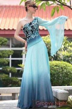 ドナウからの贈り物 最先端のデザインを貴女に グローバルロングドレス♪ - ロングドレス・パーティードレスはGN|演奏会や結婚式に大活躍!