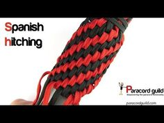 Spanish hitching - YouTube