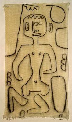 Paul Klee - Sich sammeln, 1939, 10.