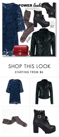 """""""Power look"""" by svijetlana ❤ liked on Polyvore featuring polyvoreeditorial, powerlook and twinkledeals"""