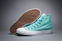 134a19ed92aa Womens Converse Chuck Taylor All Star II High Top Canvas Shoes Mint Green   converse