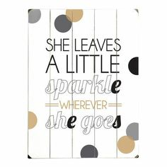 Kate Spade quote wall art. I can DIY this :)