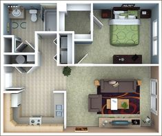 Richmond Apartments | Floor Plans
