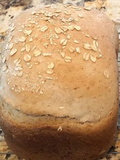 Bread Machine Recipes Healthy, Bread Maker Recipes, Gluten Free Oatmeal Bread Machine Recipe, Best Bread Machine, Sandwiches For Lunch, Oatmeal Recipes, Bread Rolls, Bread Baking, Bread Food