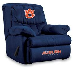 Use this Exclusive coupon code: PINFIVE to receive an additional 5% off the Auburn University Home Team Recliner at SportsFansPlus.com
