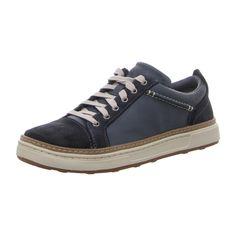 NEU: Clarks Sneaker LorsenEdge - 261101957 - navy combi -