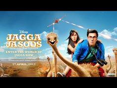Jagga Jasoos | The Official Trailer | In Cinemas April 7, 2017 - http://www.wedding.positivelifemagazine.com/jagga-jasoos-the-official-trailer-in-cinemas-april-7-2017/ http://img.youtube.com/vi/zBobLhXFBio/0.jpg %HTAGS