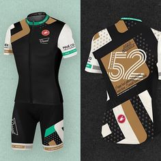 Check out this kit from @pursuitcyclewear