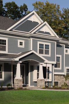 1000 Images About Roof On Pinterest Traditional Exterior Shingle Colors And Fiber Cement Siding