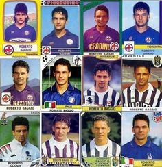 Roberto Baggio's complete career - Part 1 by mundialstyle