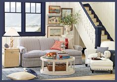 living room country decorating ideas