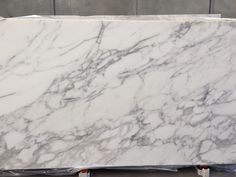 Calacatta Oro Marble, honed, block no 1312.  Available at Marable Slab House in Sydney #marable #marble #calacatta