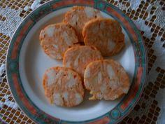 Csirkemell sonka házilag, E betű mentesen! - Salátagyár Cookies, Desserts, Food, Crack Crackers, Tailgate Desserts, Deserts, Biscuits, Essen, Postres